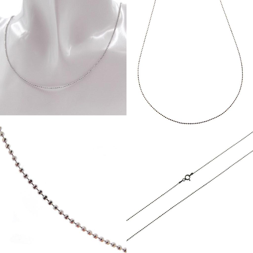 catena pallina diamantata