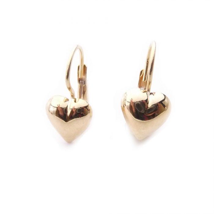 orecchini con cuore